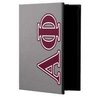 Alpha Phi Bordeaux Letters iPad Air Case