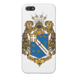Alpha Phi Omega Color - Crest Cover For iPhone 5