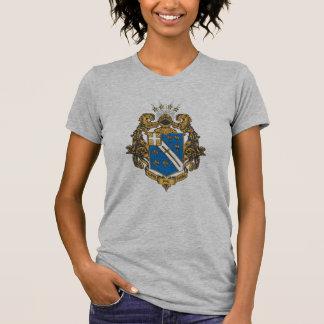 Alpha Phi Omega Color - Crest T-shirt