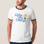 Alpha Phi Omega Color - Torch Shirt