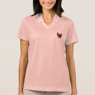 Alpha Phi Zeta Nike Dri-FIT Pique Polo Shirt