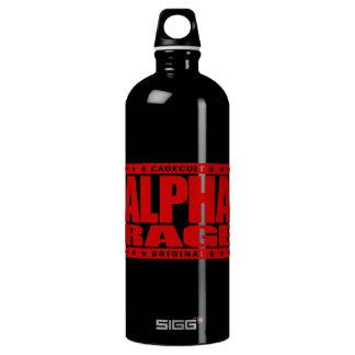 ALPHA RAGE - Success Is Tamed Aggression, Red SIGG Traveler 1.0L Water Bottle