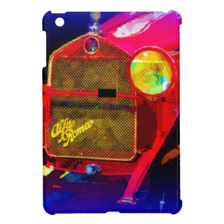 Alpha Romeo Red Classic iPad Mini Cases