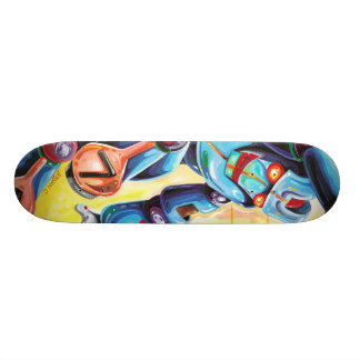 Alpha Seven Skateboard