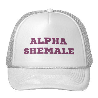Alpha Shemale Hat