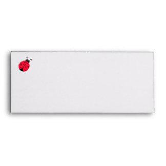 Alpha Sigma Alpha Ladybug Envelopes