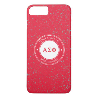 Alpha Sigma Phi | Badge iPhone 7 Plus Case