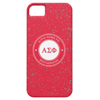 Alpha Sigma Phi | Badge iPhone SE/5/5s Case
