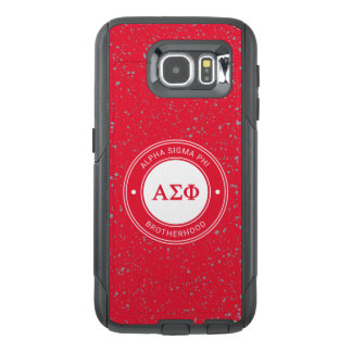 Alpha Sigma Phi | Badge OtterBox Samsung Galaxy S6 Case