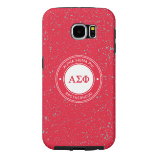 Alpha Sigma Phi | Badge Samsung Galaxy S6 Case