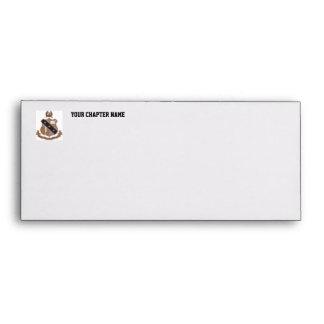 Alpha Sigma Phi Crest Envelopes