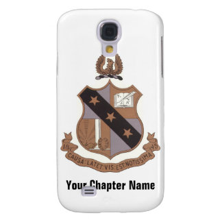 Alpha Sigma Phi Crest Galaxy S4 Cover