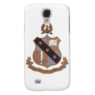 Alpha Sigma Phi Crest Samsung Galaxy S4 Cover