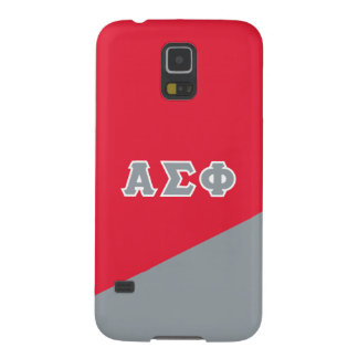 Alpha Sigma Phi | Greek Letters Galaxy S5 Cover