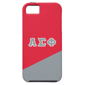 Alpha Sigma Phi | Greek Letters iPhone SE/5/5s Case