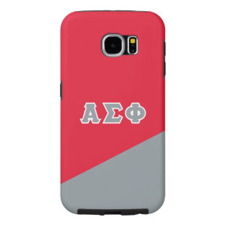 Alpha Sigma Phi | Greek Letters Samsung Galaxy S6 Case