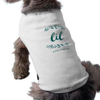 Alpha Sigma Tau Lil Wreath Shirt