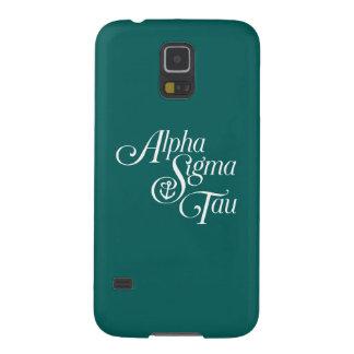 Alpha Sigma Tau Vertical Mark Case For Galaxy S5