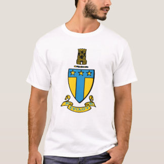 Alpha Tau Omega Color Crest T-Shirt