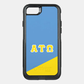 Alpha Tau Omega | Greek Letters OtterBox Commuter iPhone 7 Case