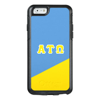 Alpha Tau Omega | Greek Letters OtterBox iPhone 6/6s Case