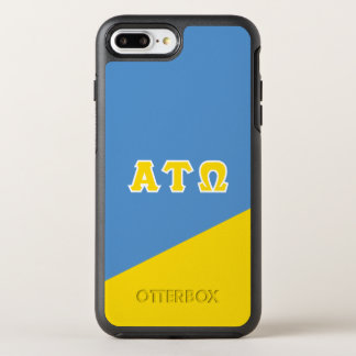Alpha Tau Omega | Greek Letters OtterBox Symmetry iPhone 7 Plus Case