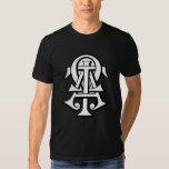 Alpha Tau Omega Interlocked Letters Shirt