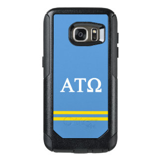 Alpha Tau Omega | Sport Stripe OtterBox Samsung Galaxy S7 Case