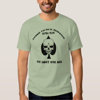 Alpha Team T-shirt