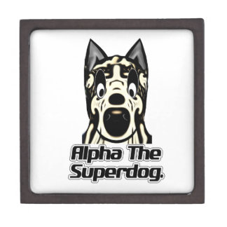 Alpha the Superdog Gifts Gift Box