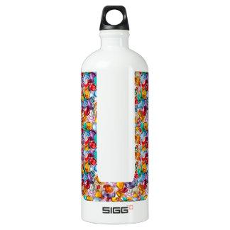 ALPHA uuu vvv www xxx T-shirts Alphabets fun SIGG Traveler 1.0L Water Bottle
