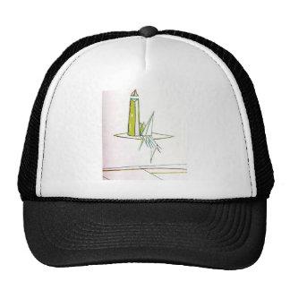 Alpha World Trucker Hat