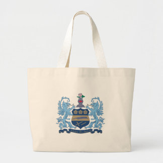 Alpha Xi Delta Custom Game Day Tote Navy Blue