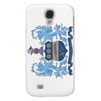 Alpha Xi Delta Crest Color Samsung S4 Case
