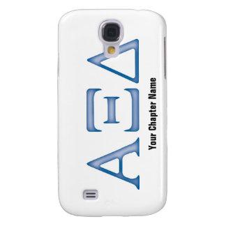 Alpha Xi Delta Letters Galaxy S4 Cover