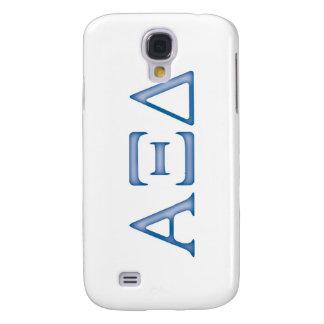 Alpha Xi Delta Letters Samsung Galaxy S4 Case