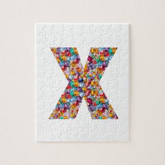 Alpha xxx ooo ttt lll GIFTS Jewel Fashion x o t l Puzzle