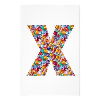 Alpha xxx ooo ttt lll GIFTS Jewel Fashion x o t l Stationery