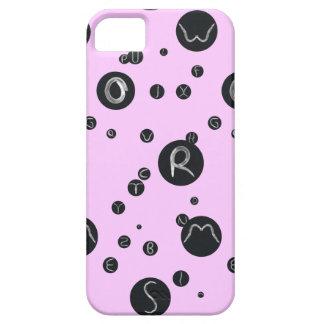 alphabet3c iPhone 5 cases
