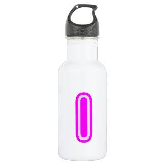 Alphabet ALPHAI III  Name Tag n 18oz Water Bottle