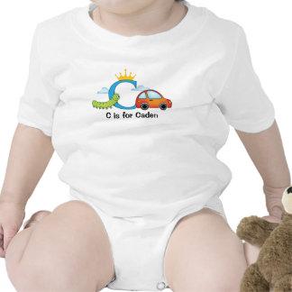 Alphabet C for boys T-Shirt