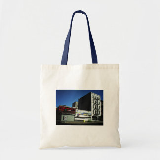 Alphabet City, East Village on a Sunny Day Tote Bag
