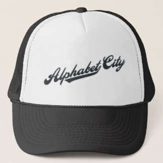 Alphabet City Trucker Hat