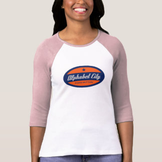 Alphabet City Tshirt