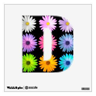 Alphabet Decal  - SRF