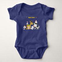 Alphabet Farm-Apparel Baby Bodysuit