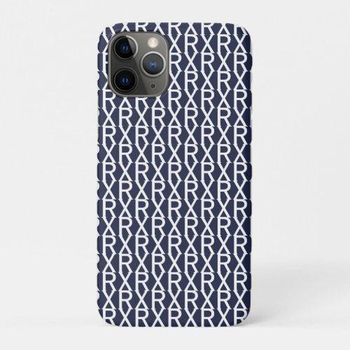Alphabet Gifting Custom Initials Phone Case