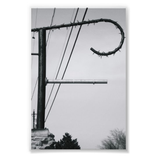 Alphabet Letter Photography F1 Photo Print