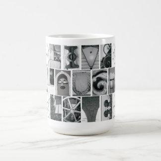 Alphabet Letter Photography Live Laugh Love Mug
