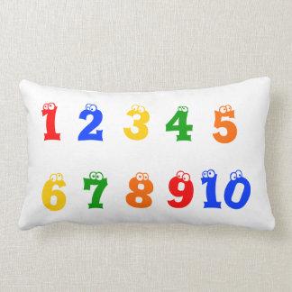 Alphabet & Numbers 1-10 Pillow